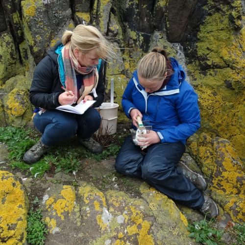 To encourage and develop a future generation of young naturalists