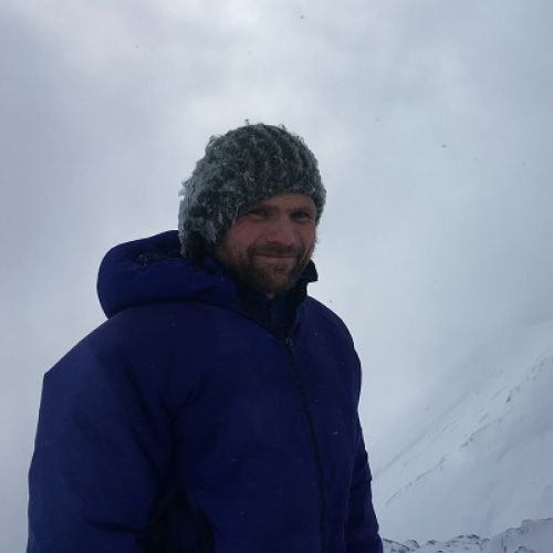 James How, Senior Site Manager, Islay Reserves, RSPB Scotland