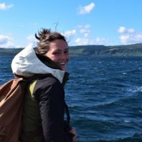 Daisy Burnell, Seabirds Count Project Co-ordinator, JNCC